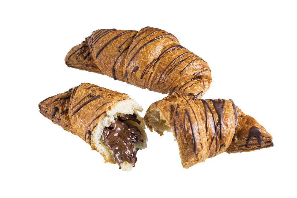 Plunder Croissant Nuss-Nougat